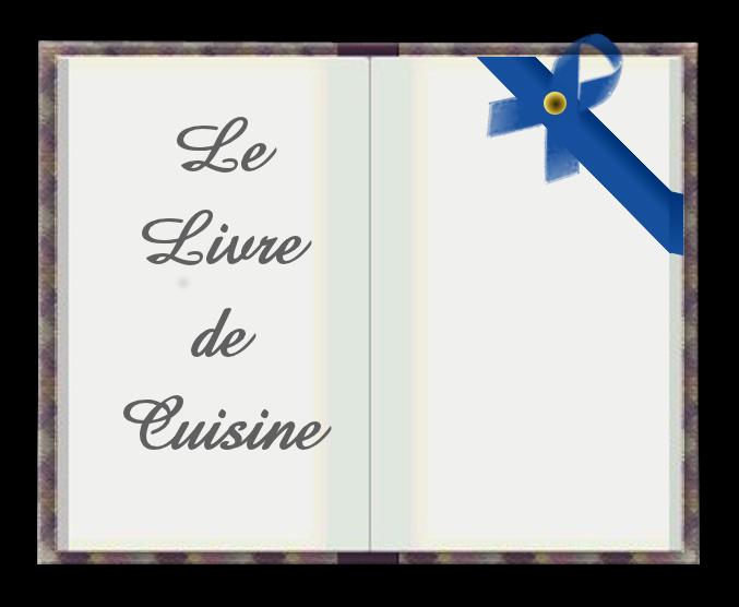 Livre de cuisine du cordon bleu